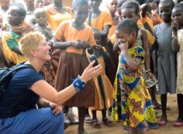 Bethany Teams Mission to Ghana