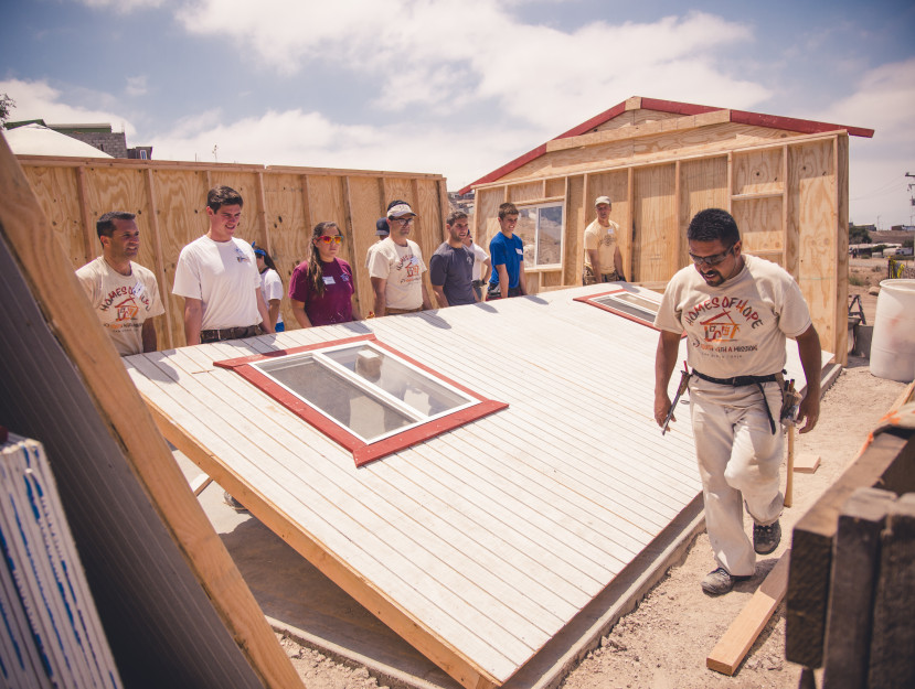 Build A Home of Hope - Mexico  - Mission Finder