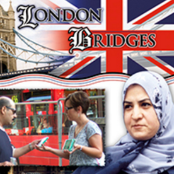 Jesus Film London Bridges - U.K. England  - Mission Finder