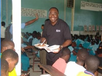 The Lord's Kitchen Feeding Program Haiti - Haiti  - Mission Finder