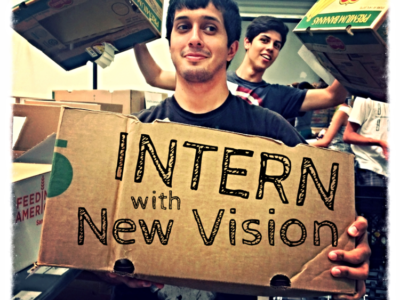 New Vision Urban Mission Internships - California  - Mission Finder
