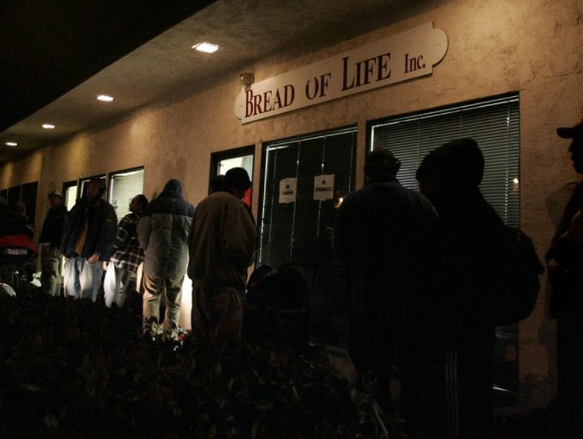 Bread of Life Rescue Mission - California  - Mission Finder