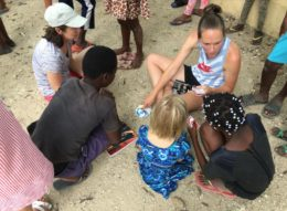 Dominican Republic Mission Trip – Children, Construction, and Medical Needs